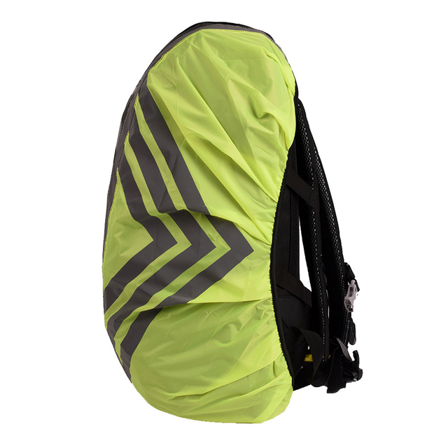 20-55L New Reflective Backpack Rain Cover Outdoor Travel Camping Sport Bag Dustproof Waterproof Rainproof Cover for Backpacks 3