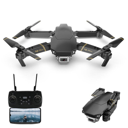Gd89 Wifi Fpv With Hd Camera 15 Minutes Flight Time High Hold Mode Foldable Arm Rc Quadcopter Drone Vs E58 Mavic 2