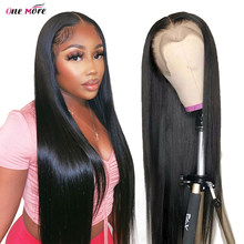 Straight Lace Front Wig Transparent Lace Wigs 13x6x1 Pre Plucked Lace Front Human Hair Wigs 180 Density Brazilian Remy Wigs