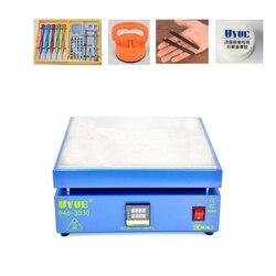 UYUE 946-3030 stacja podgrzewania wstępnego stała temperatura płyta grzewcza stacja do bga reballing cyfrowy wyświetlacz naprawa mobilna