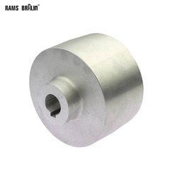 120*70*20*24/19mm Backstand Idler Wheel with 8*3mm keyway Fully Aluminum Contact Wheel