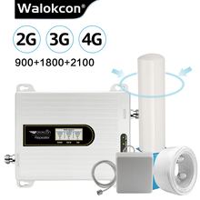 Amplificador de señal GSM para móvil, repetidor de señal 2/3/4G para teléfono móvil, 2020