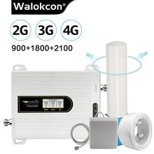 Amplificateur de signal 2G/3G/4G GSM, répéteur pour réseau de téléphonie mobile, modèle 2020