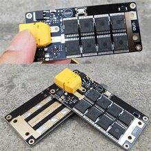 Tragbare 12V Batterie Energie Lagerung Spot Schweißen PCB Platine DIY Spot Schweißen Pins für RC Flugzeug Auto Ersatzteile teile