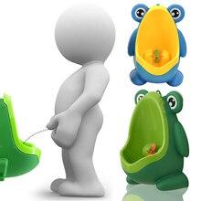 Cartoon Frog Baby Boy Potty Toilet Training Frog Children St