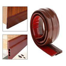 Weather Stripping Under Door Draft Stopper Seal Strip Noise Stopper Soundproof