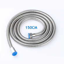 SHAI General Flexible Soft Water Pipe 1.5m/2m Rainfall Common Shower Hose Chrome Plating Shower Pipe Bathroom Accessories