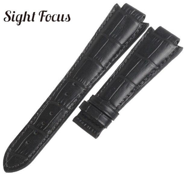 10 14mm inek derisi deri kordonlu saat 1853 Tissot saatler T60 kayış kemer bileklik kadın erkek bilezik dışbükey uç sapanlar bilezik