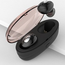 K3 Bluetooth Wireless Earphone TWS Binaural Sports Headset 3D Stereo Sound With Mic Handsfree Charging Bo
