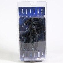 """Aliens NECA figura de acción del zorro del siglo XX, juguete de colección de PVC, juguetes clásicos de 7 """"y 18CM"""