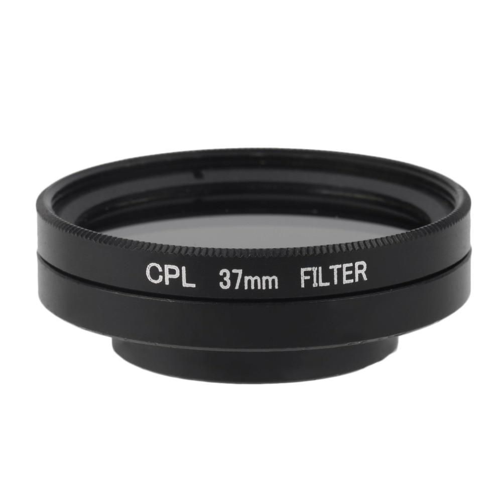 37mm de aleación de aluminio de vidrio CPL Filtro de forma Circular negro polarizado lente para Gopro HD Hero 4 5 uds. Taza Cápsula de café rellenable de plástico 200 veces reutilizable Compatible con Nescafe Dolce Gusto cestas de filtro Venta caliente