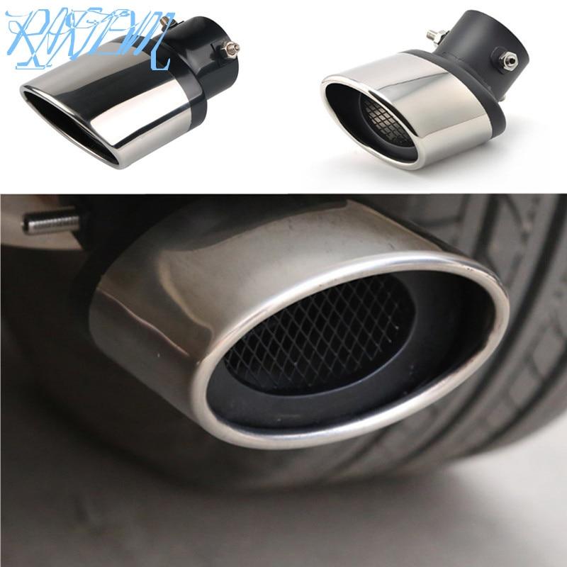 Sport Car Exhaust Tip Muffler Trim Fits Toyota Yaris Auris Corolla Aygo Avensis