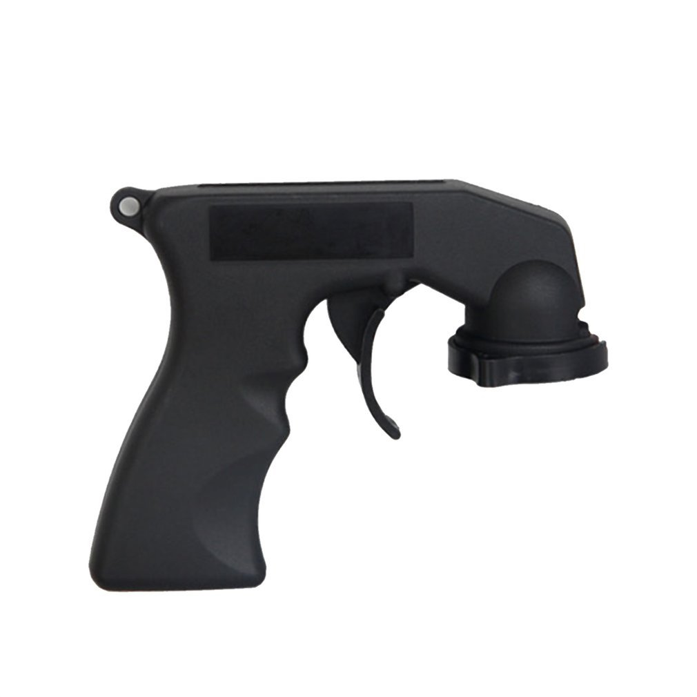 Portable Spray Airbrush Paint Gun Aerografo Pistola De Pintura Airless Handle Plastic Automatic Lacquer Hub Adaptor