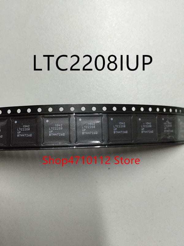 Free Shipping NEW 1PCS/LOT  LTC2208UP LTC2208CUP LTC2208IUP LTC2208 QFN64