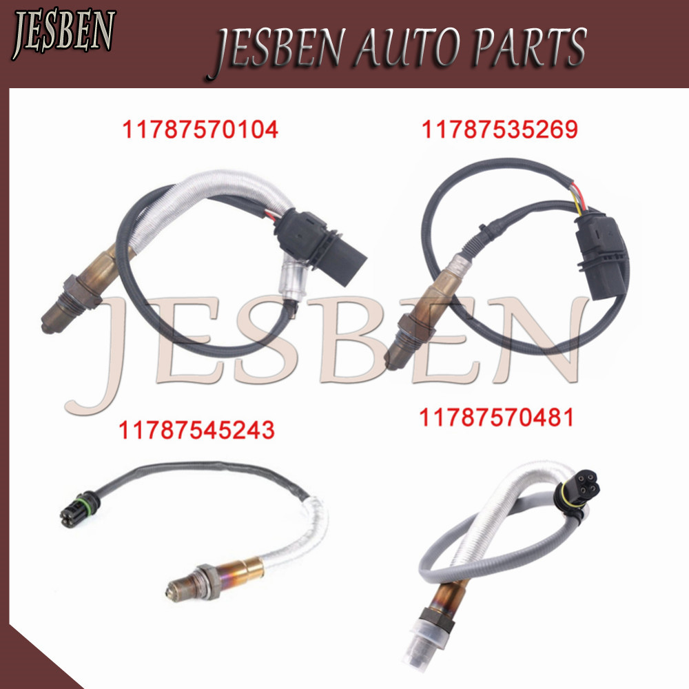 11787557758 Air Lambda Probe Oxygen Sensor fit BMW 3 SERIES 3.0 325 E90 E91 E92