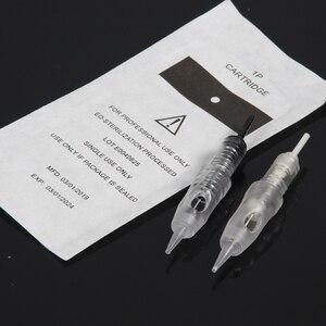 Image 5 - Sỉ 20 Chiếc Chất Lượng Cao 1R 3R 5R 5F 7F Hộp Mực Kim Cho Micropigmentation Thiết Bị Thường Trực Máy Trang Điểm Với Bảng Điều Khiển