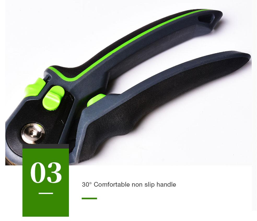AI-ROAD flower shears non slip handle