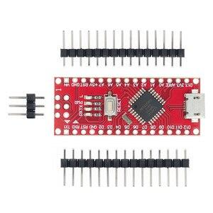 Image 3 - を100個nanoブートローダ互換ナノ3.0 arduinoのCH340 usbドライバ16mhzナノv3.0 ATMEGA328P/168p
