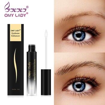 OMY LADY Eyebrow Growth Serum Longer Fuller Thicker Nourishes Eyebrow Enhancer Eyelash Makeup Eyebrows Fuller Longer Cosmetics 1