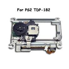TDP 182W Laser Lens for ps2 slim laser lens reader 7700x 7900x 9000x TDP 182W TDP182W with mechanism deck Optical lens 082W