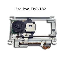 TDP 182W عدسة الليزر ل ps2 سليم قارئ عدسة الليزر 7700x 7900x 9000x TDP 182 واط TDP182W مع آلية سطح السفينة عدسة بصرية 082 واط