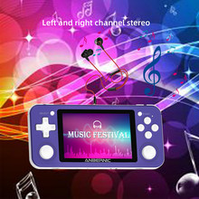 RG350P 3.5 inch Screen Handheld Game Console Game Player Video Player PS1 64Bit IPS Pocket Portable Retro Game Console(China)