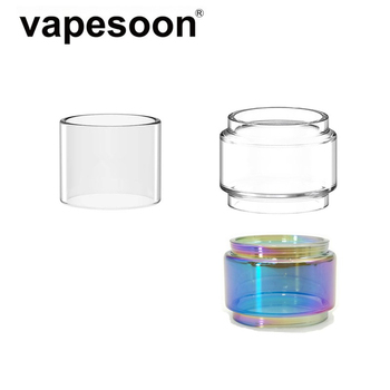 Replacement Pyrex Bulb Glass Tube / Rainbow for SMOK VAPE PEN V2 KIT Device 3ml Tank EU 2ml image