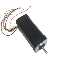 42BLS04 Diameter 101mm BLDC DC 24V Brushless Electric Motor 4000/5000rpm High Torque 100/85W Brushless 3 Phase Small BLDC Motor 48v 1600w central drive high speed brushless dc motor 5000rpm electric bicicleta eletrica brushless motor wheel