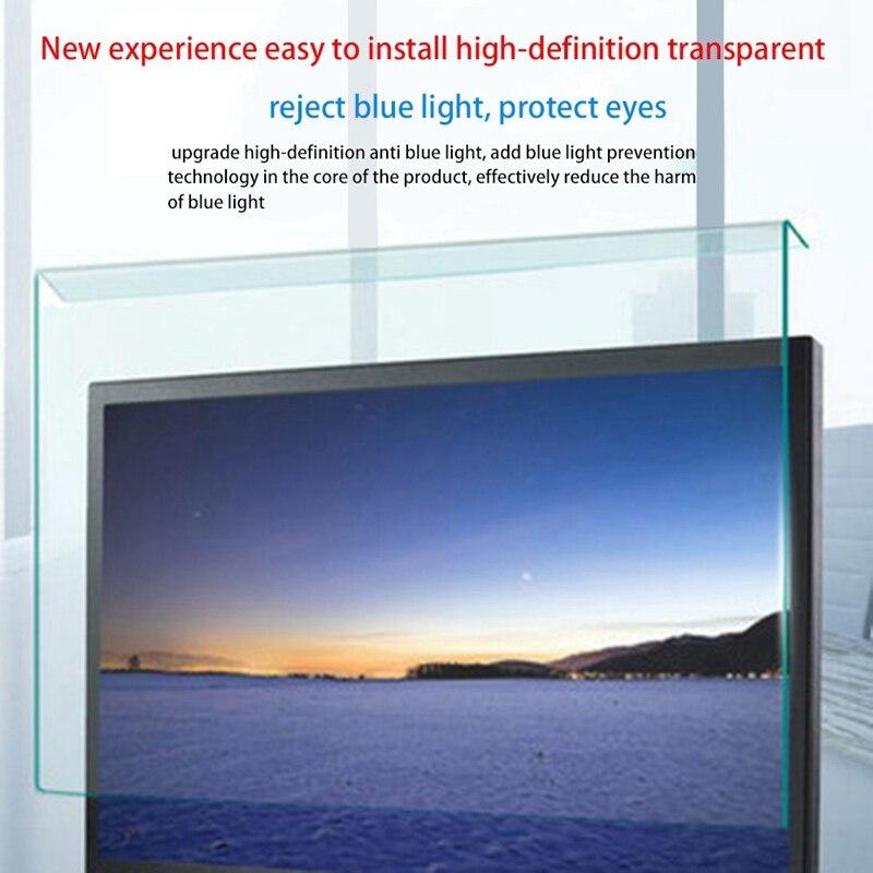 Acrílico instalação livre desktop computador sn película