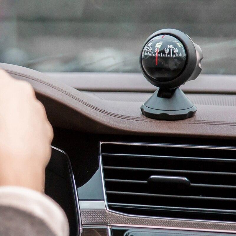 Горячая 1 шт. мини автомобильный компас Гибкая навигационная приборная панель Авто шариковая чашка автомобильный клей YHQ|Орнаменты|   | АлиЭкспресс