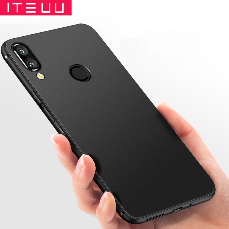 ITEUU Ultra-Thin Soft Matte <font><b>Case</b></font> for Huawei <font><b>Honor</b></font> <font><b>8X</b></font> <font><b>8X</b></font> <font><b>MAX</b></font> <font><b>Cases</b></font> TPU Back Cover Shell for Huawei <font><b>Honor</b></font> 9x 9x pro image