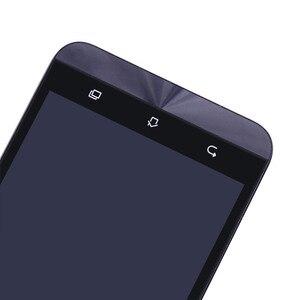 Image 4 - Asus zenfone selfie zd551kl, tela lcd, display digitalizador, toque, montagem, para asus zenfone selfie zd551kl