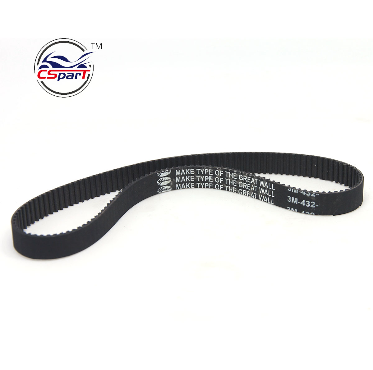 HTD 3M 432 12 144 Tooth Drive Belt Rocket  X-Treme Razor Lzip EVO Electric Scooter Go Ped  Petrol  Parts