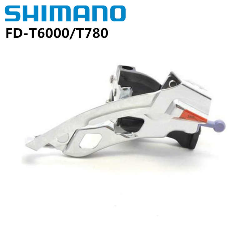 Shimano Deore FD-M590 3x10 Top Swing Dual Pull Multi-Clamp Front Derailleur New