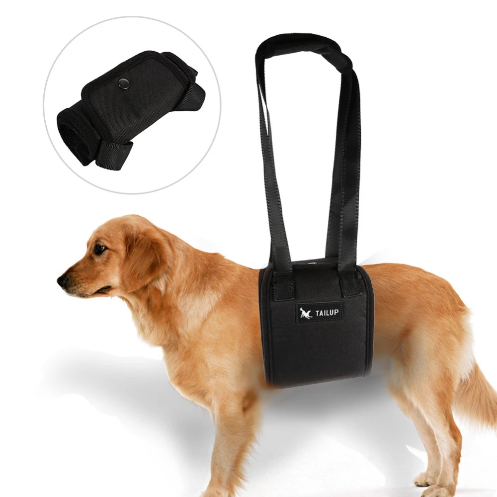 Dog Lift Support Canine Aid Assist Sling Hot Dog Vest Lift Support Harness Canine Aid Assist Sling Pet Accessories S/M/L/XL