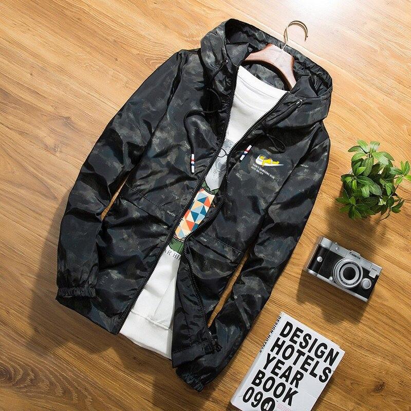Купить 2020 горячая весенне осенняя мужская камуфляжная куртка мужские
