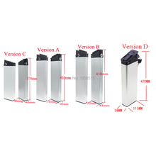 Складной электровелосипед коробка для батарей 40 шт. 50 шт. 52 шт. 65 шт. ячеек для электрического велосипеда mate X чехол для батареи