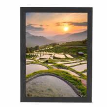 A3 foto de madera marco foto MARCO DE Poster de Casa decoración de la Mesa de adornos