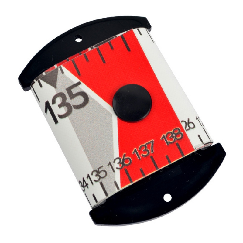138cm X 5cm Waterproof Fish Measuring Ruler Accurate Fish Measuring Tape PVC Fishing Ruler Measurement Tackle Tool