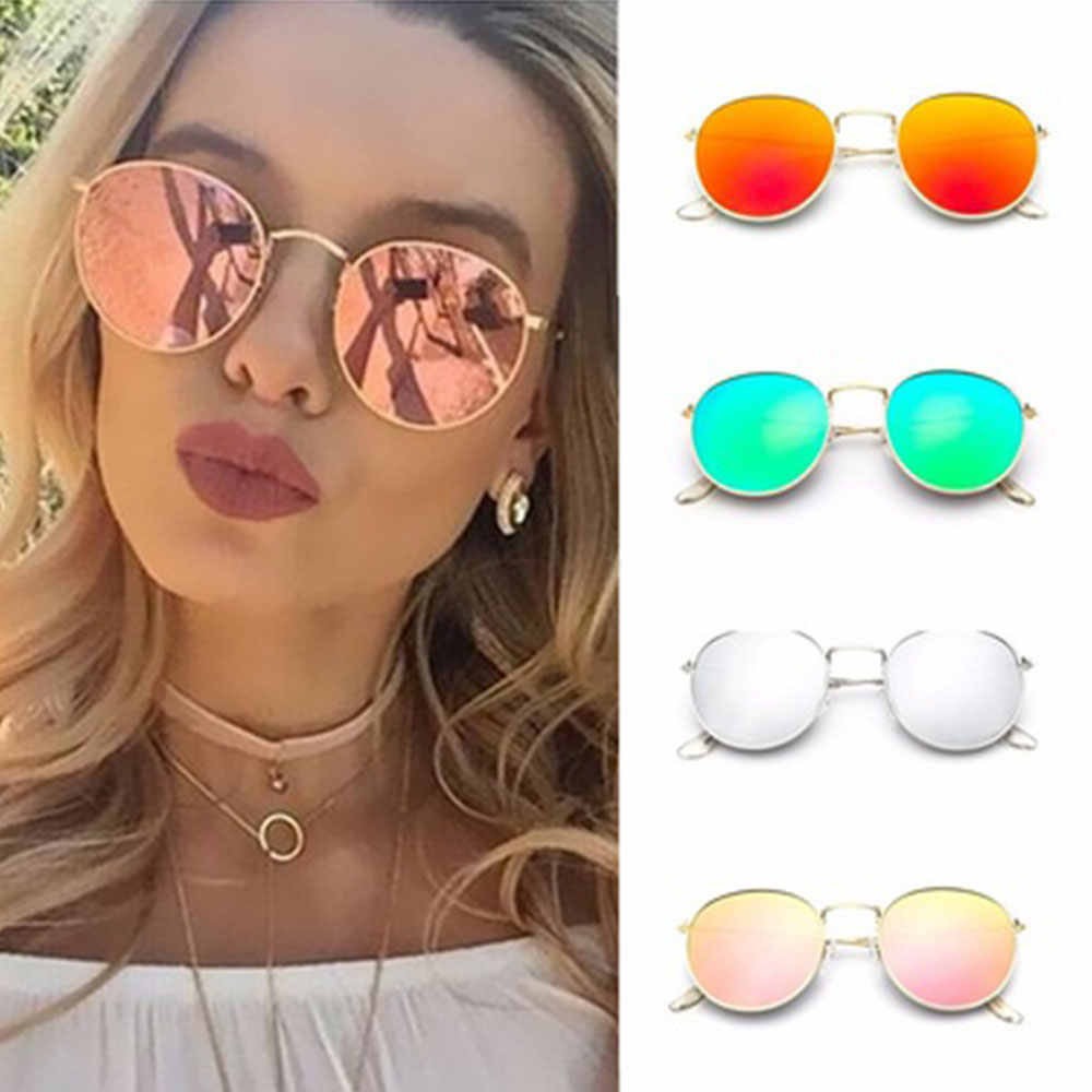 12 Kind Car Driver Glasses Women Retro Designer Round Gradient Glasses  Full Frame Glasses Driver Goggles UV400 Sunglasses