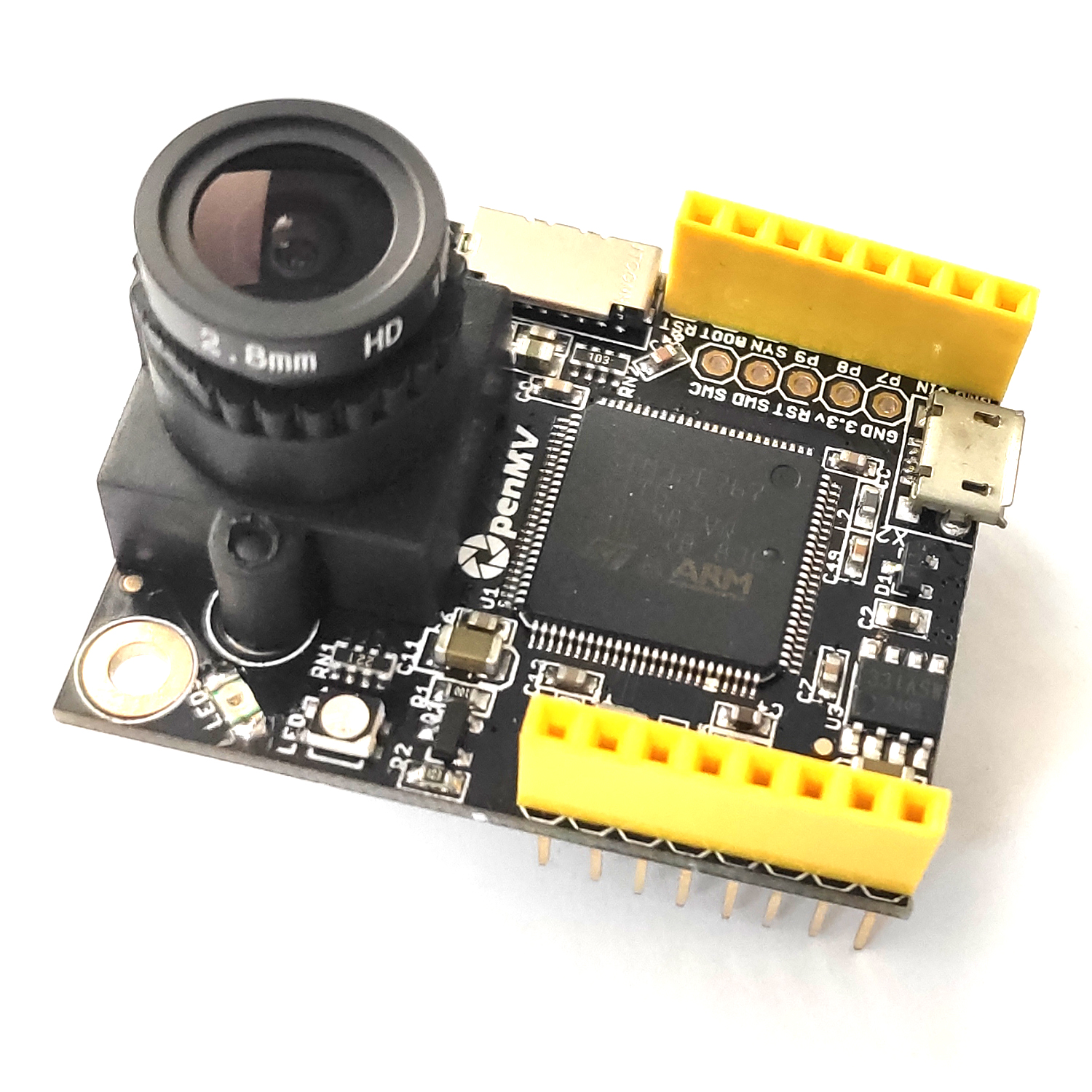 OpenMV3 Cam M7 Smart Camera Image Processing Color Recognition Visual Inspection