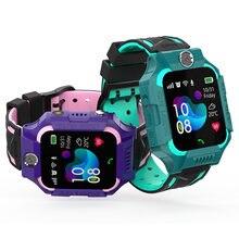 Новые Детские Смарт часы z6 ip67 с глубоким водонепроницаемым