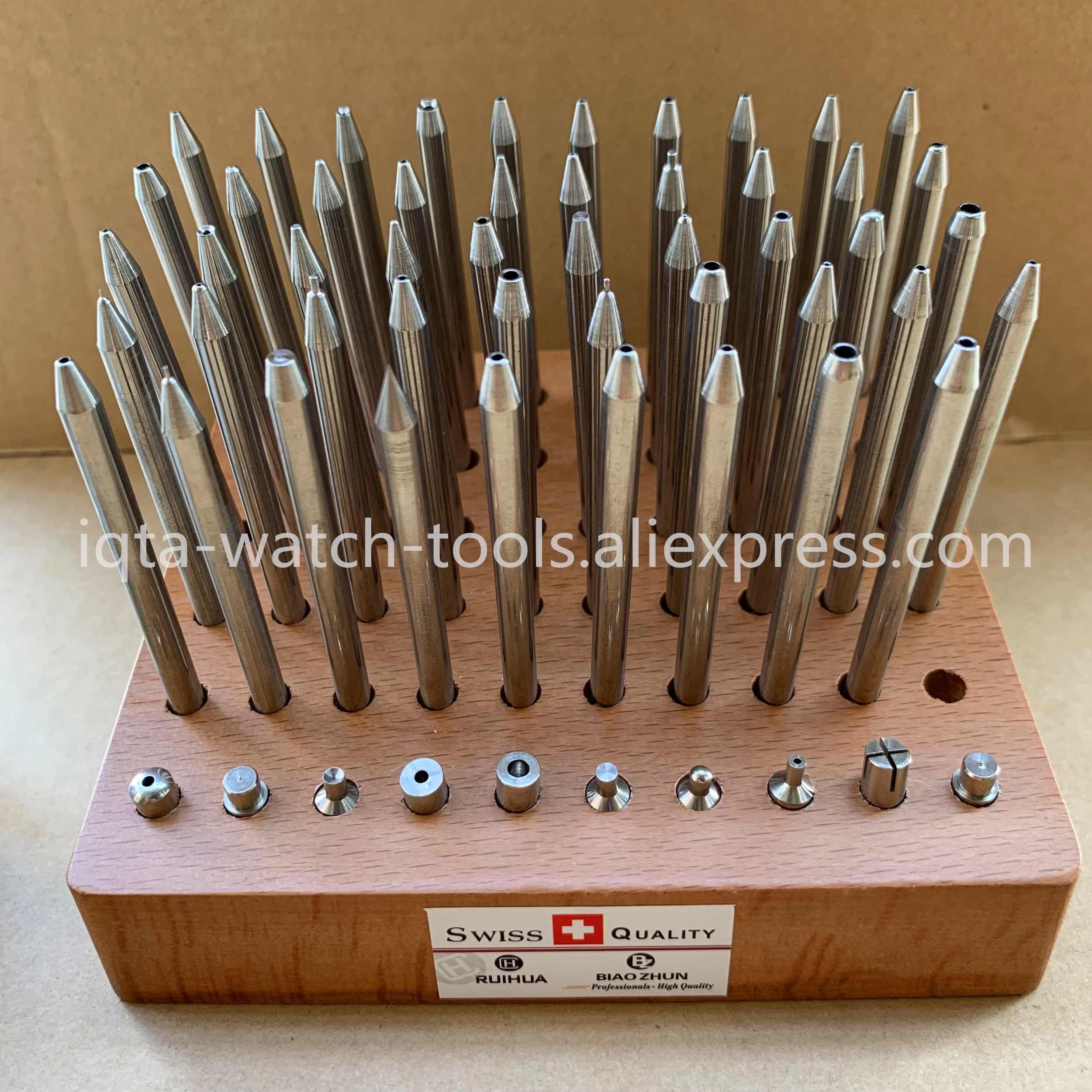 時計修理ツール中国製クローン bergeon 5285 時計屋 staking ツールセット時計修理