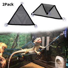 Cross-border sales new pet hammock chameleon climb lizard landscape to avoid hanging swing