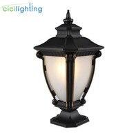 Oferta https://ae01.alicdn.com/kf/H093d9ec7962545339f2216e04dfdd2724/Lámpara de pilar de estilo europeo para exteriores lámpara de verja para patio lámpara impermeable lámpara.jpg