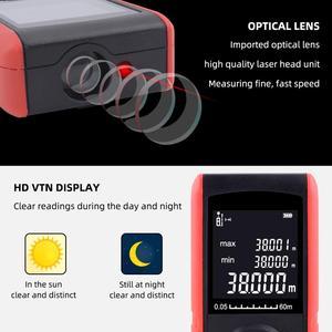 Image 5 - YIERYI télémètre portatif Laser règle dispositif de mesure de distance, Laser 40m 60m 80 100m