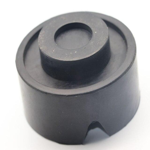 Mise à niveau de l'adaptateur de Rail de cadre de Type de Support de cric de voiture épaissi pour la protection latérale de soudure de pincement 2