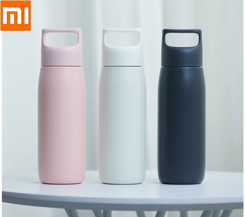 Xiaomi New FunHome Accompanying Mug High Quality 316 Stainless Steel Tea Filter Portable Mug Men Women Thermos Cup