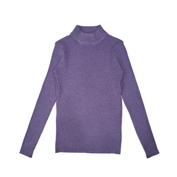 Marwin New-coming Autumn Winter Turtleneck Pullovers Sweaters Primer shirt long sleeve Short Korean Slim-fit tight sweater 15
