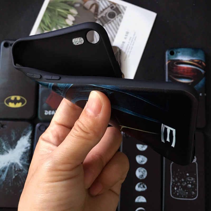 Groot Joker marvel dikiş iPhone 11 pro max XR durumda X XS Max 5 5S SE 6 6S 8 7 artı telefon kılıfı Funda Coque Etui çapa kabuk